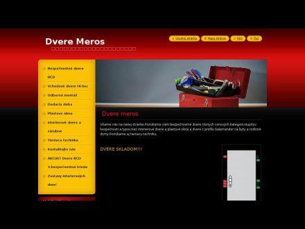 www.dveremeros.eu