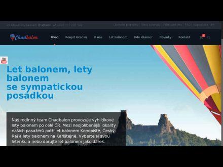 www.chadbalon.cz