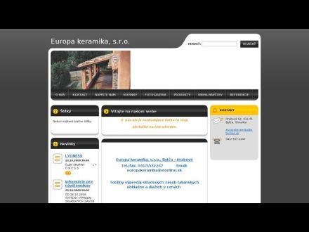 www.europakeramika.webnode.sk