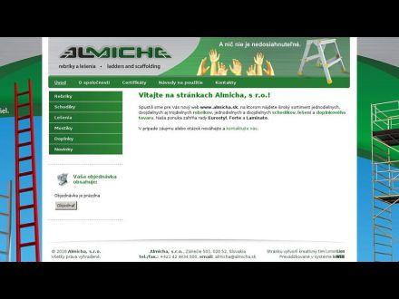 www.almicha.sk