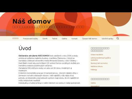 www.dssnasdomov.sk