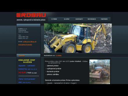 www.erdbau.sk