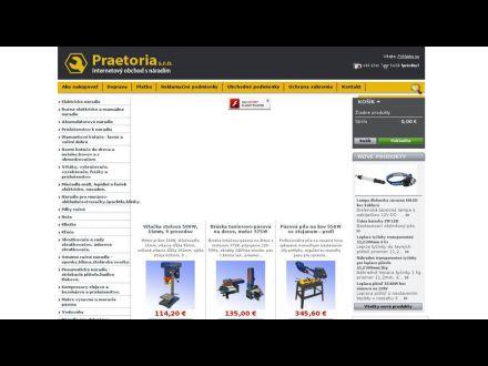 www.praetoria.sk