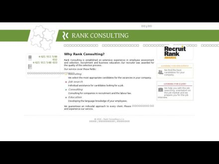 www.rankconsulting.sk
