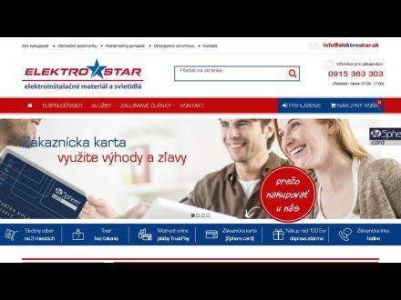 www.elektrostar.sk
