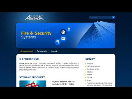www.astrasecurity.sk
