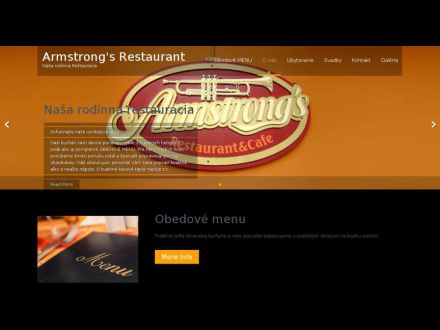 www.armstrongs-restaurant.sk