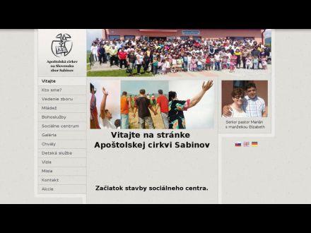 www.acs-sabinov.sk