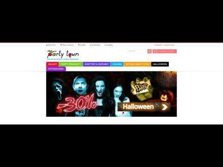www.partytown.sk