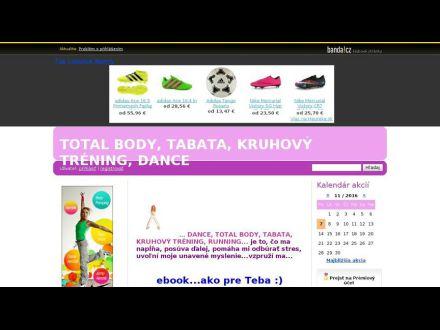 www.aerobiksmirkou.sk