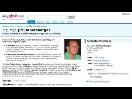www.habersberger.cz