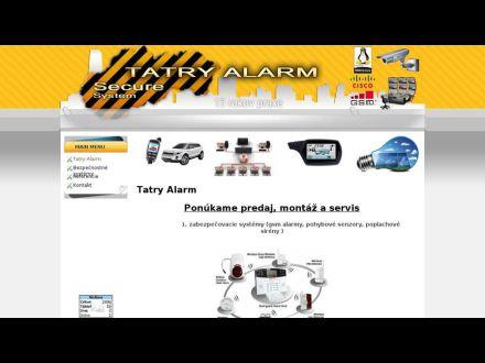 www.tatryalarm.sk