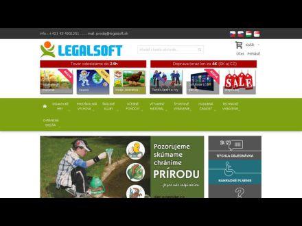 www.legalsoft.sk