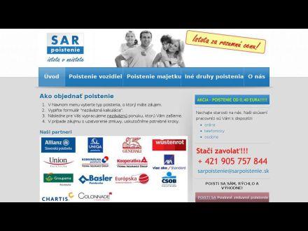 www.sarpoistenie.sk