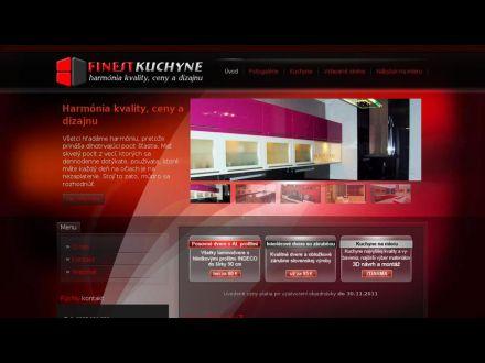 www.finestkuchyne.sk