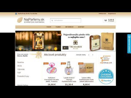 www.najparfemy.sk