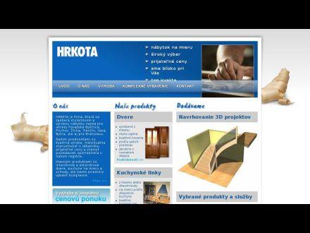 www.hrkota.sk