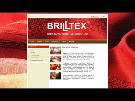 www.brilltex.sk