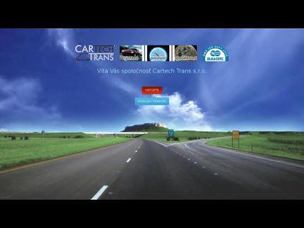 www.cartechtrans.sk