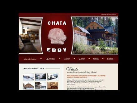 www.chataebby.sk