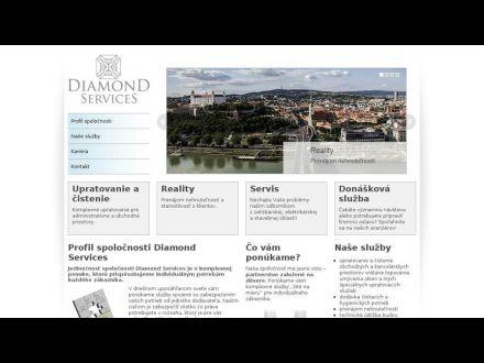 www.diamondservices.sk