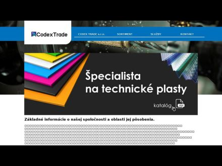 www.codextrade.sk