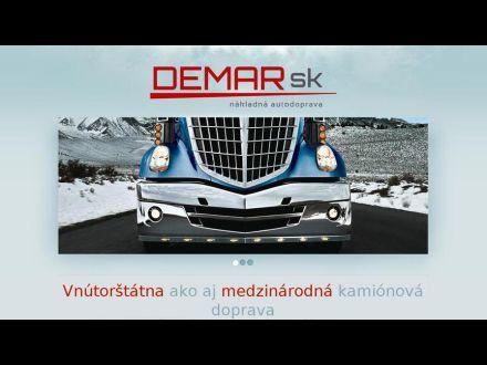 www.demar-sk.sk
