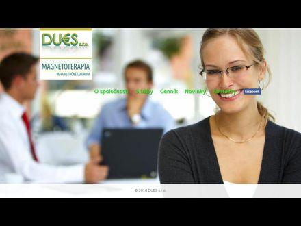 www.dues.sk