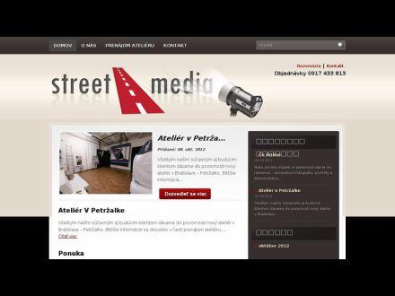www.streetmedia.sk