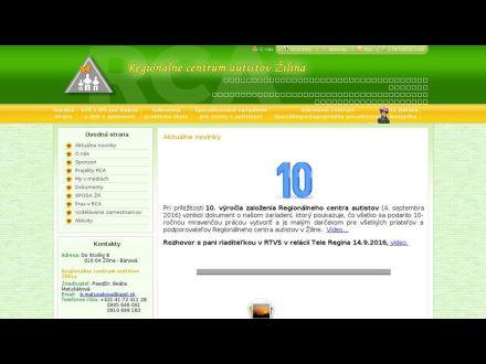 www.rca-za.sk