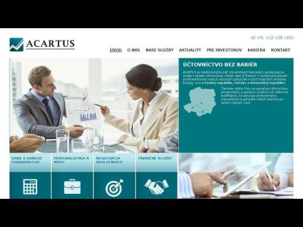 www.acartus.sk