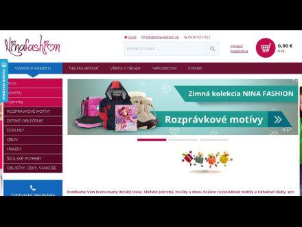 www.nina-fashion.sk