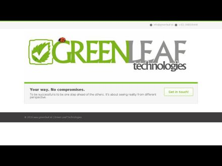 www.greenleaf.sk