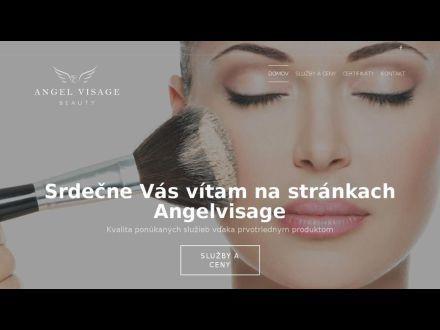 www.angelvisage.sk