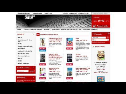 www.knihy-golem.sk