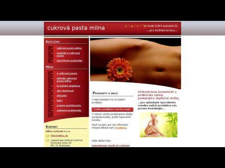 www.cukrovapasta.eu