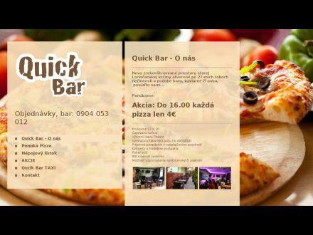 www.quickbar.sk