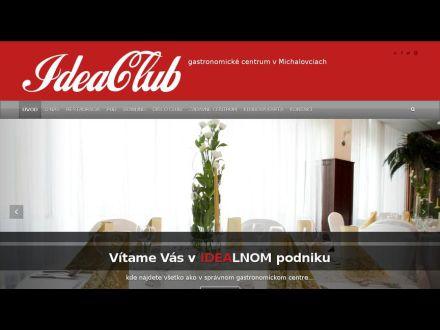 www.ideaclub.sk