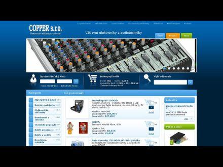 www.copper.sk