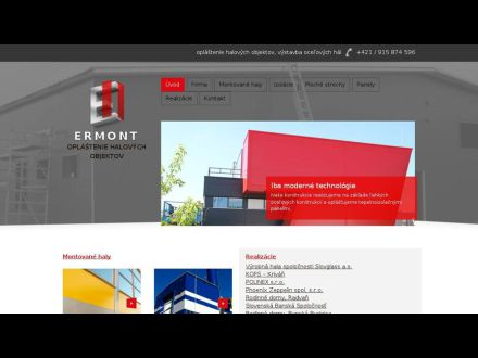 www.ermont-bs.sk