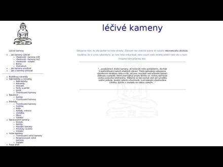 www.lecivekameny.eu