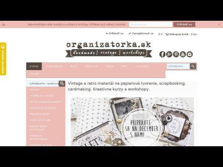www.organizatorka.sk