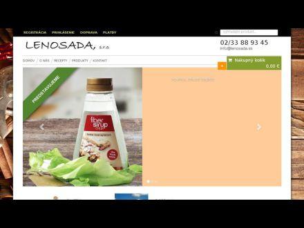 www.lenosada.sk