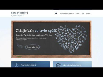 www.elenasvobodova.sk