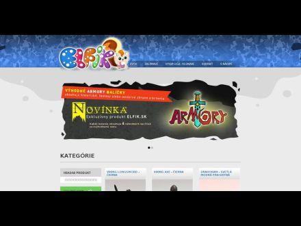 www.elfik.sk