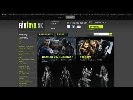 www.fantoys.sk