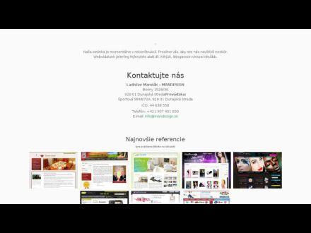 www.mandesign.sk