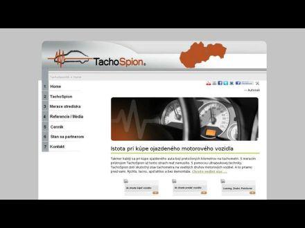www.tachospion.sk