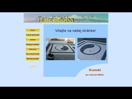 www.tatradlazba.sk