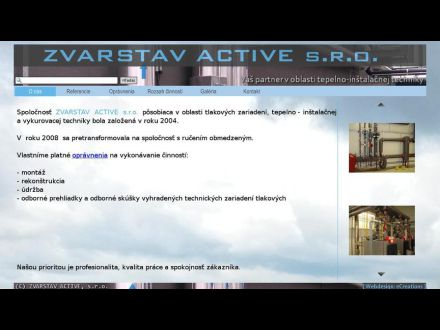 www.zvarstavactive.sk